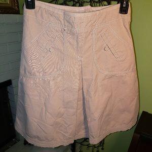 Pink BCBG Maxazria Jeans Skirt, size 2